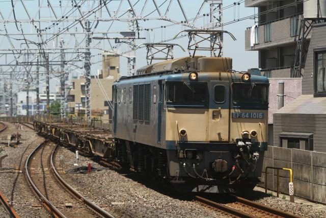 EF64 1016 愛知から 関東 鹿島貨物へ2