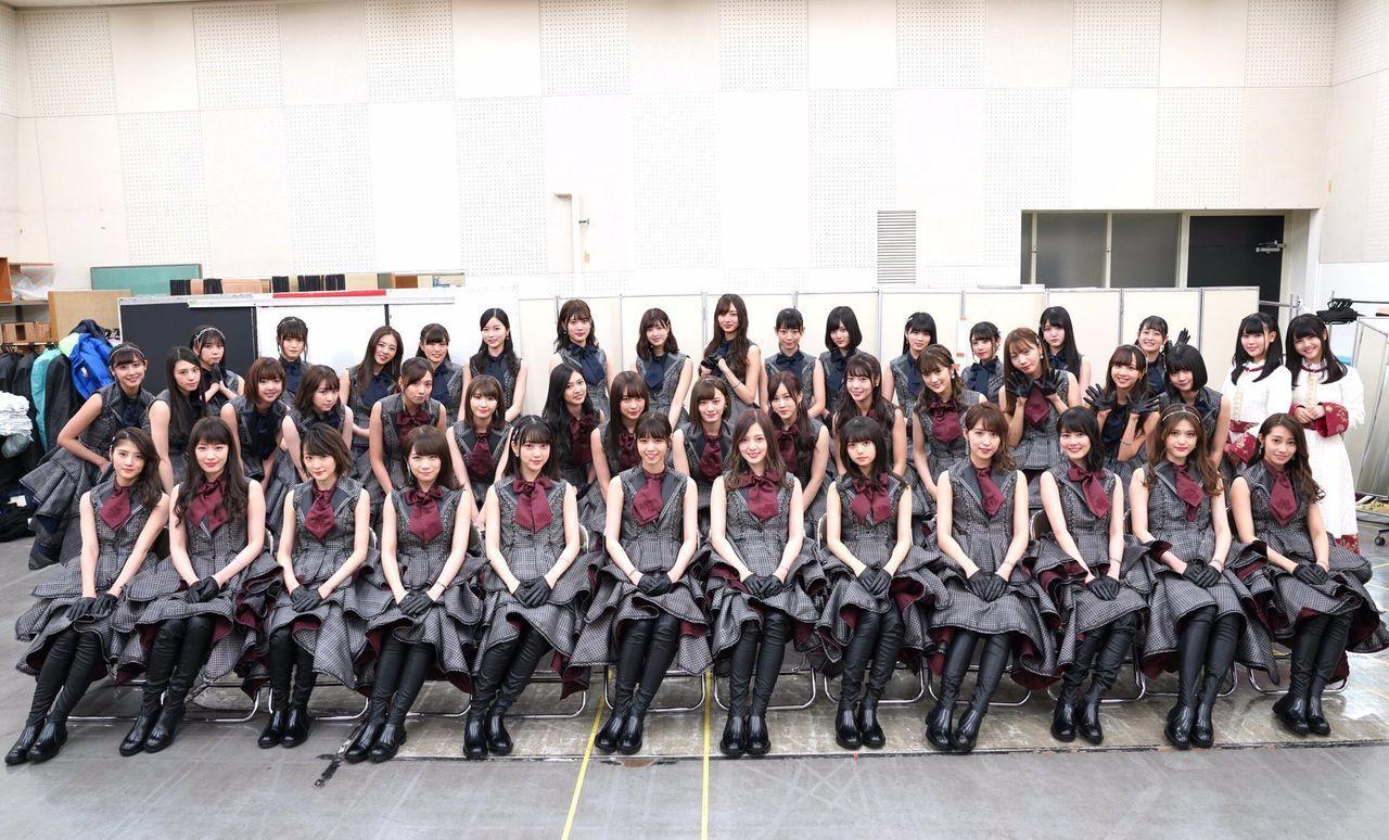 グループ 女性 アイドル