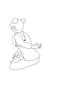 単関轆轤(たんかんろくろ)坐式・八段錦