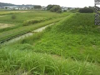堀の執着点