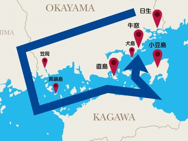 ロケ地マップ