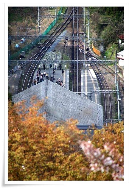 吉野山-26 近鉄吉野駅 16.4.12
