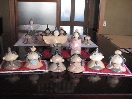 2012年2月 お雛様本焼き.JPG