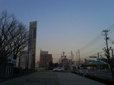 海老名風景2012年12月・3