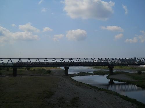 20130504 相模川 小田急線
