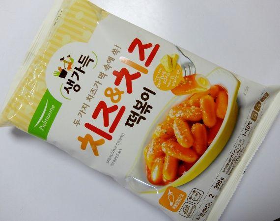 コストコ レポ ブログ Cheese Toppogi 768円 Pulmuone プルムウォン チーズトッポギ