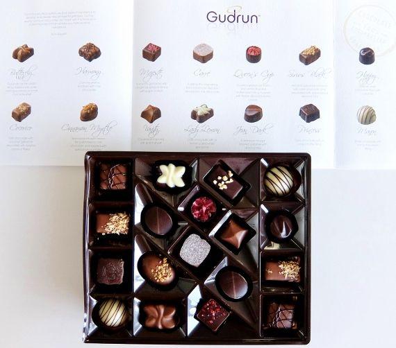 コストコ レポ ブログ チョコレート ガドラン ベルシャン Gudrun bag & Box