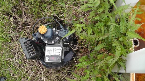 電気井戸ポンプ