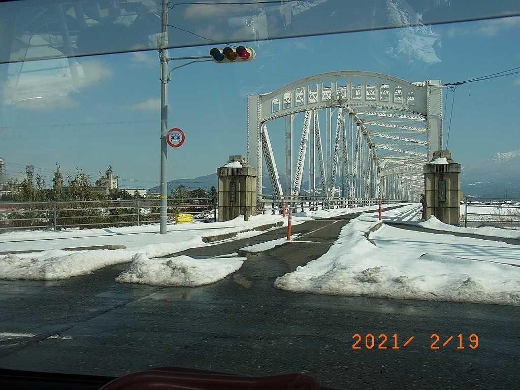 日野橋鉄橋