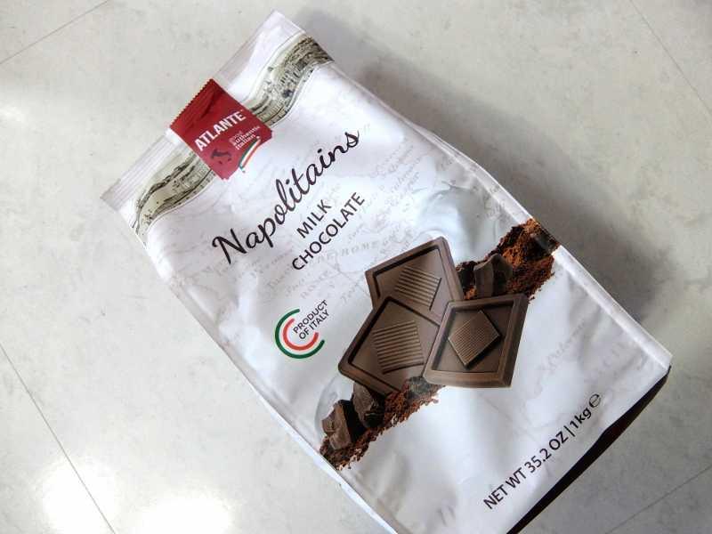コストコ レポ ブログ Milk Napolitans ミルク ナポリタンズ 円