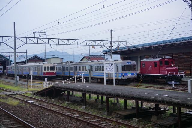弘南鉄道 コンクリート橋から弘前5