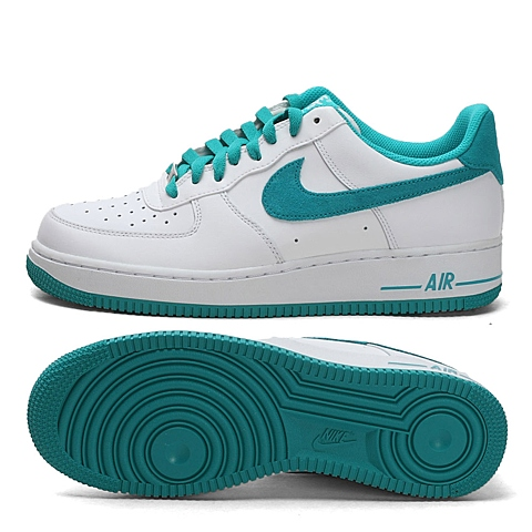 AIR FORCE 1  WHITE/TURBO GREEN