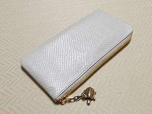 白蛇長財布