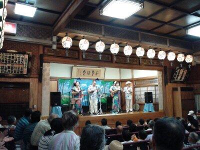 末廣亭アロハマンダラーズ1・2013年8月