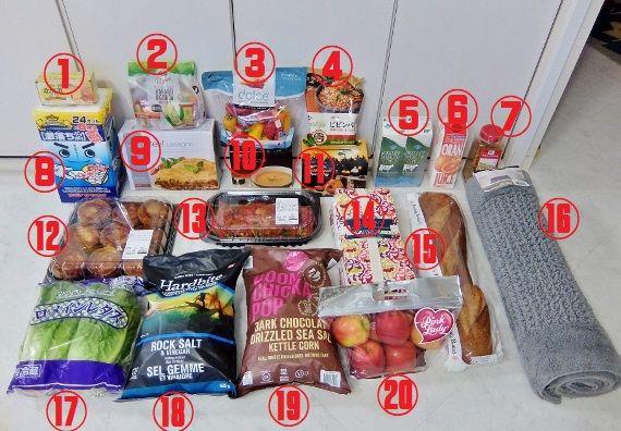 コストコに行ってきました コストコでお買い物 購入品 戦利品 買ったものリスト 新商品 ブログ
