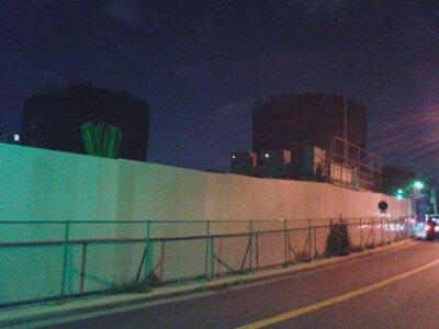 大口~菊名2012年11月・7