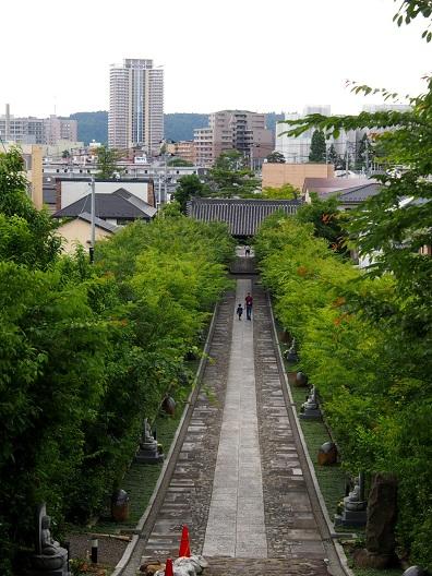 3.輪王寺の参道.JPG