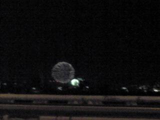 綱島から花火2012年8月・1