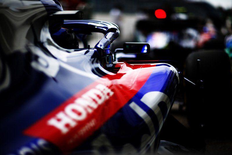 トロロッソ ホンダ F1 レッドブル 鈴鹿 日本 GP