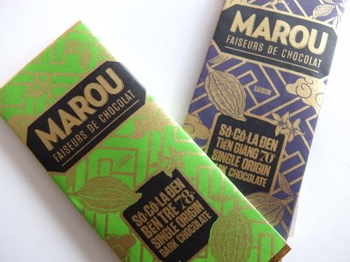 ノイバイ空港 ハノイ ベトナム 土産 チョコレート MAROU 免税店