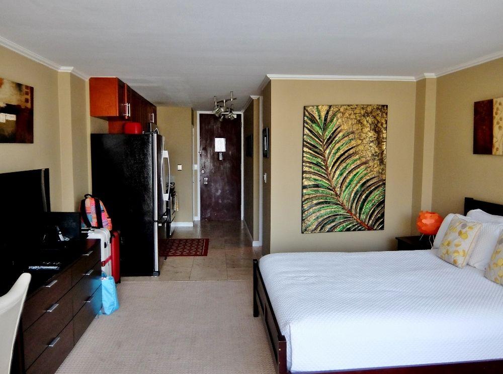 ハワイ イリカイマリーナ コンドミニアム バケレン 部屋 Ilikai room ホテル