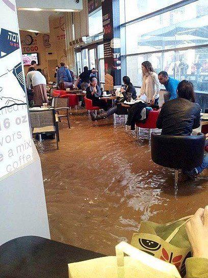 Aroma in Azrieli Mall in Modiin.jpg