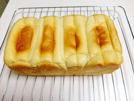 あの高級生食パン 乃が美 手こね ホームベーカリー 再現
