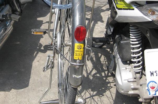 アユタヤ自転車2