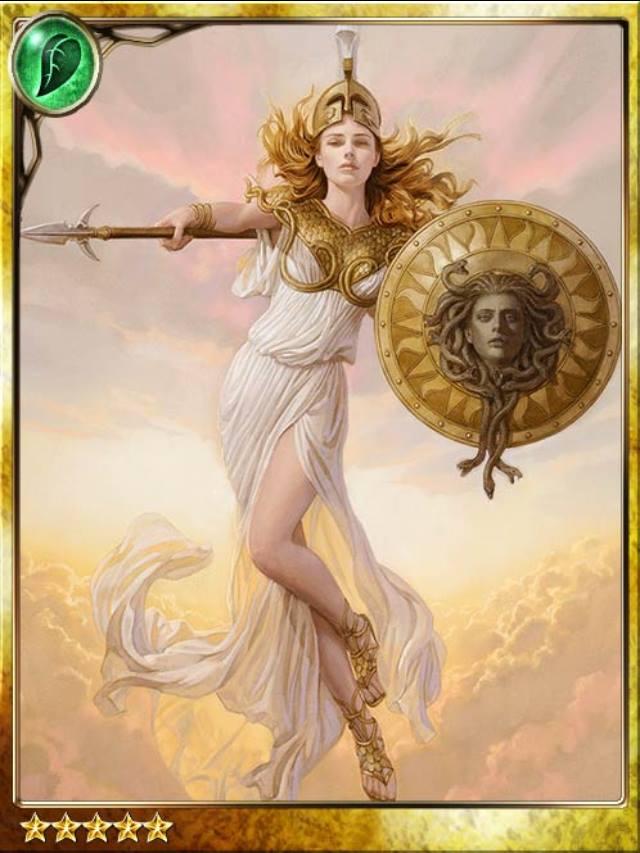 アテナ女神1