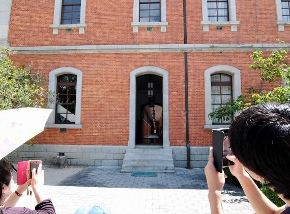 広島 呉 江田島 海上自衛隊(旧海軍兵学校) 見学 観光
