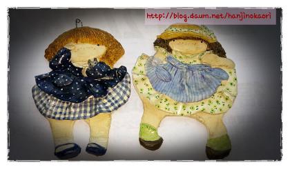 紙粘土人形5