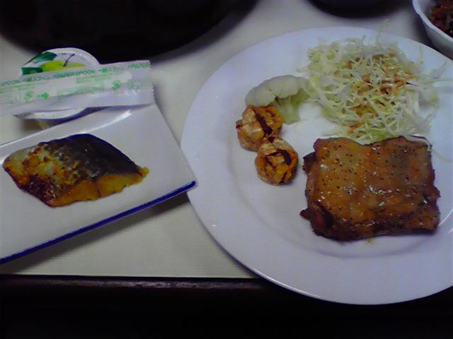 0414_奈良ユース夕食