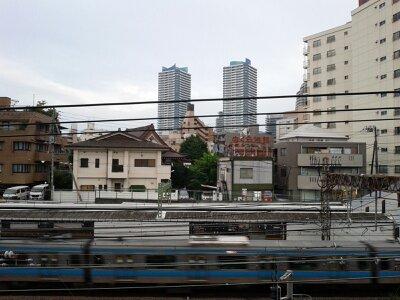 東神奈川~横浜2013年8月・3