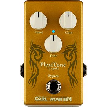 ギターエフェクター オーバードライブ CARL MARTIN PLEXITONE