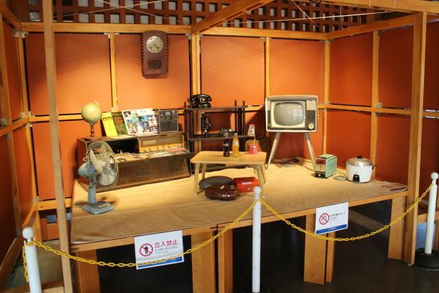 国営 昭和記念公園 「 昭和の時代展 」2