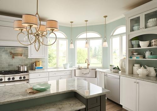 洗練されたキッチンデザイン