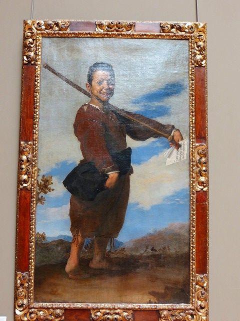 ルーヴル美術館 エビ足の少年 ホセ・デ・リベラ(リーベラ)・・・とは ...