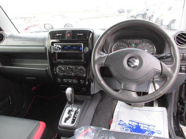 スズキ ジムニー ターボ JB23 4WD レイズ 車検 修理