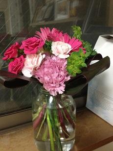 石原先生お花