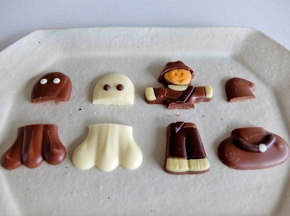 コストコ Costco ハロウィーン チョコレートボックス ベルギー Halloween Chocolates Box ハロウィン スイーツ 新商品