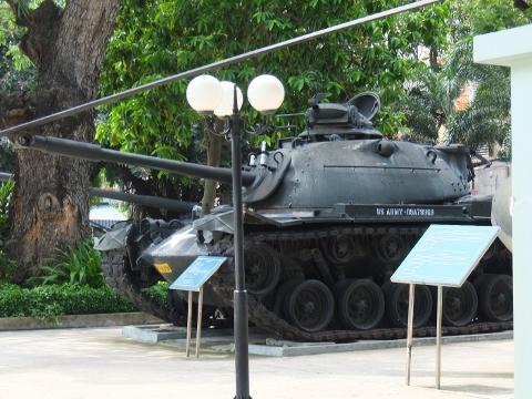 ベトナム 戦争証跡博物館(ホーチミン) WAR REMNANTS MUSEUM Bao Tang Chung Tich Chien Tranh