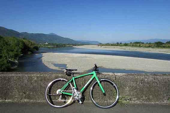 サイクリング-01♪