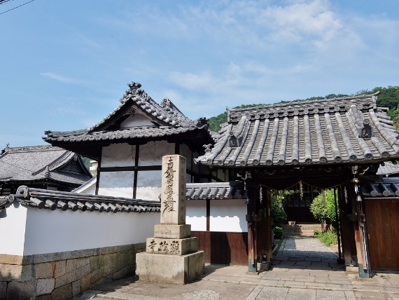 鞆の浦 寺 神 社 顕政寺