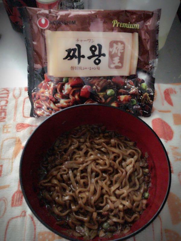 麺 韓国 ジャー ジャー