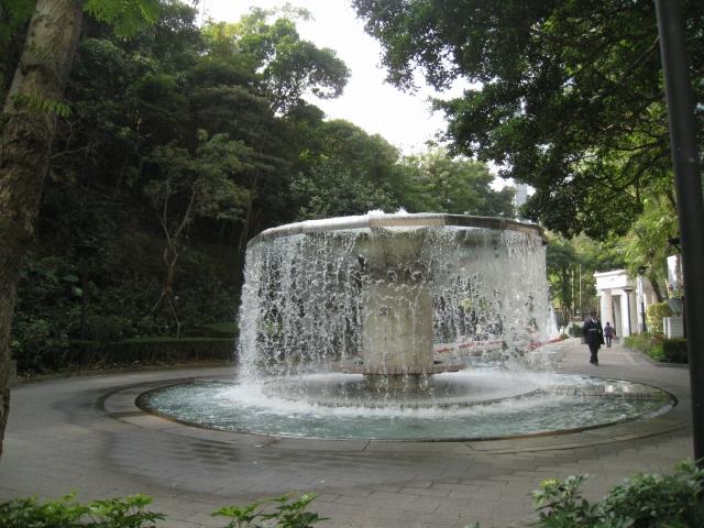 ホンコン公園