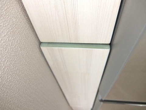 DIY 日曜大工 冷蔵庫 横 隙間 収納 キッチン