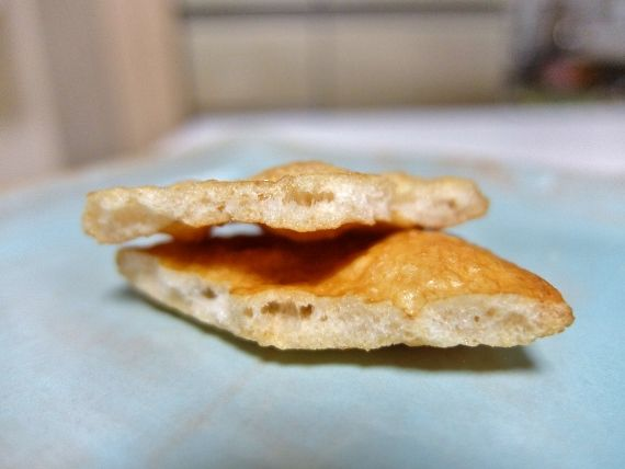 コストコで買ったおせんべい金吾堂 炙り燻製醤油60 899円也 Smoked Soy Sauce Rice Cracker 燻製醤油