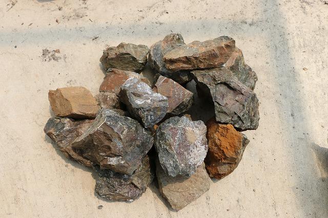 根尾菊花石 原石