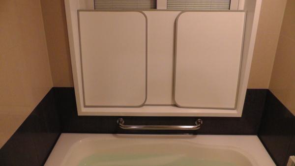 風呂のフタ 3枚組 一条工務店
