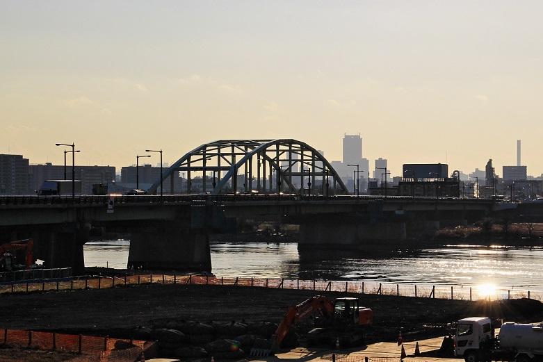 2.左岸から江北橋.JPG